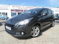 Peugeot 5008 2.0 HDi Active Automatic 7 Seater DIESEL AUTOMATIC 2013/13