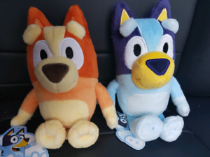 Bluey and Bingo Plush Toys