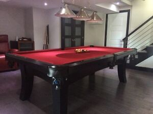 Table de Billard Haute gamme NEGOCIABLE
