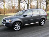 2009 59 Volvo XC90 2.4 D5 R Design SE Premium Geartronic Auto AWD Diesel 7 Seats