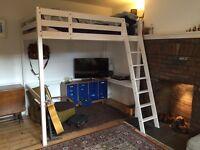 IKEA Double loft bed STORA