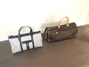 Luggage bags and tote