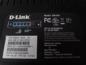 D-Link Wireless Router London Ontario image 2