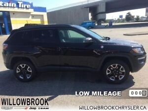 2017 Jeep Compass Trailhawk  - Low Mileage