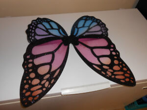 Halloween Butterfly Wings ( From Spirit Halloween Store )