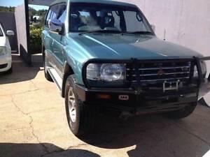 1998 Mitsubishi Pajero V6 Auto Wagon North Toowoomba Toowoomba City Preview