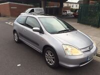 HONDA CIVIC COUPE LOW MILEAGE FSH 2 OWNER PORTSMOUTH