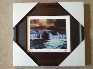 "Maurice G. Cullen Limited Edition ""Waterfalls"" London Ontario image 5"
