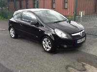 Vauxhall/Opel Corsa 1.2i 16v ( a/c ) 2008MY SXi 12 months MOT FINANCE AVAILABLE