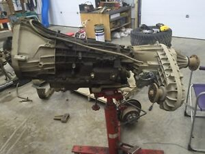 5r110 Ford Transmission And Transfer Case V10