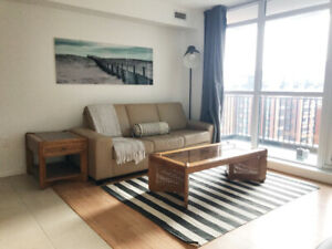 ALL INCLUSIVE FURNISHED CONDO READY MARCH 15TH! MID TOWN