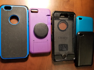 iPhone & Otterbox cases