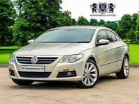 2010 10 VOLKSWAGEN PASSAT 2.0 CC GT TDI DSG 4D AUTO 170 BHP DIESEL