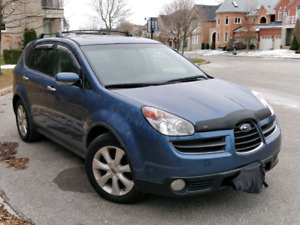 2007 Subaru tribeca B9 loaded with leather int/remote start
