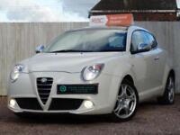 2011 11 ALFA ROMEO MITO 1.4 VELOCE MULTIAIR 3D 135 BHP