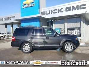 2013 Ford Expedition Limited-Nav-Leather heated/cool seat-Moonro
