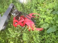 Secateur / Pince Forestier Metavic Tree Shear / Clam, chargeuse