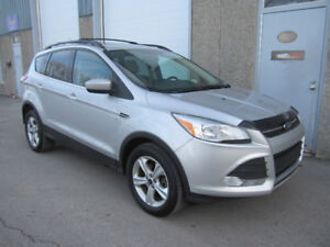 2013 Ford Escape SE ***AWD,CUIR,TOIT,NAVI***