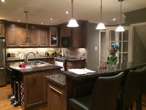 granite countertops and sink for sale