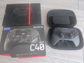 Astro C40 gaming pad PlayStation or PC
