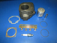 Polaris 90 cylinder and piston kit can am/arctic cat/predor/scra