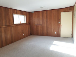 Bright Basement Bachelor Pad Salmon Arm