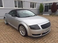 2002 Audi TT 1.8t 180 manual! Immaculate! Big spec! 1 stamp off being full history!!