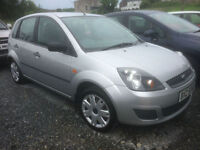 2008 Ford Fiesta 1.4TDCi .25MY Style