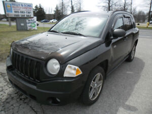 "2008 Jeep Compass ""5 EL CHEAPO Deal's ""**Certified+FREE 6m Warra"