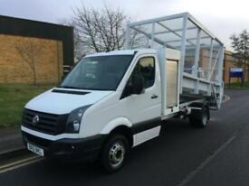 2012 Volkswagen Crafter Cage Tipper CR50 2.0 TDI 141BHP Manual Tipper