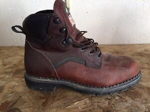 Red Wing Boots Size 10 1/2