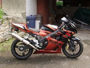 2003 GSX-R1000 with Power Commander   $3000 OBO