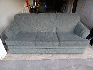 SOLD PENDING PU. We love this couch but... Peterborough Peterborough Area image 1