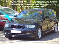 BMW 118 2.0TD auto 2009MY d Edition ES 4