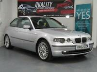 BMW 3 SERIES 325TI SE NOT SPORT