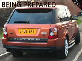 2005 (05) Land Rover Range Rover Sport 4.2 V8 Supercharged First Edition