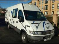 IVECO DAILY (S2000) Camper (2001)