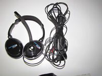 Ear Force Headphones for PS3 System