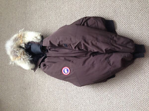 Canada Goose Chilliwack - like new - Authentic men's XL brown Stratford Kitchener Area image 3