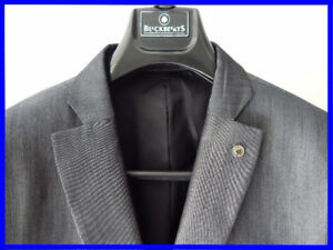 NEW BlackBerrys Men's Suits 42 Slim Fit 2 Piece + FREE Suit Bag