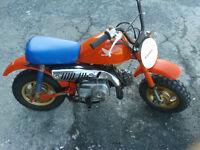 1983 Honda Z50R'79 Mini Trail bike