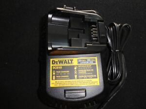 Dewalt DCB101 12v - 20v Battery Charger