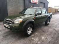2010 Ford Ranger 2.5 TDCi Double Cab *Forestry * Wildlife Conversion* 93k*