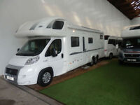 BESSACARR E789 / GARAGE / TAG AXLE / 6 BERTH / 3.0 LTR / SORRY NOW SOLD