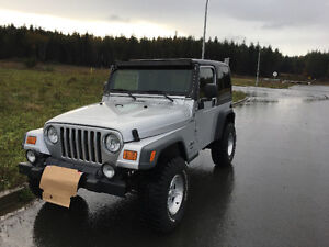 2004 Jeep TJ Sport Convertible