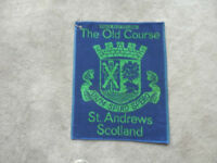 ST.ANDREWS OLD COURSE GOLF TOWEL