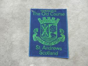 ST.ANDREWS OLD COURSE GOLF TOWEL Kitchener / Waterloo Kitchener Area image 1