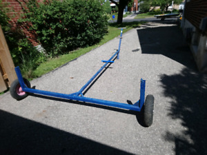 Dinghy hand dolly for sale.