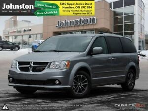 2017 Dodge Grand Caravan SXT Premium Plus  - Leather Seats - $82