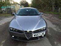 Alfa Romeo Barrera jtdm 2.4 diesel fully loaded